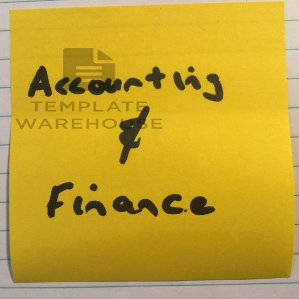 Accounting & Finance
