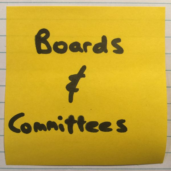 Boards & Committees